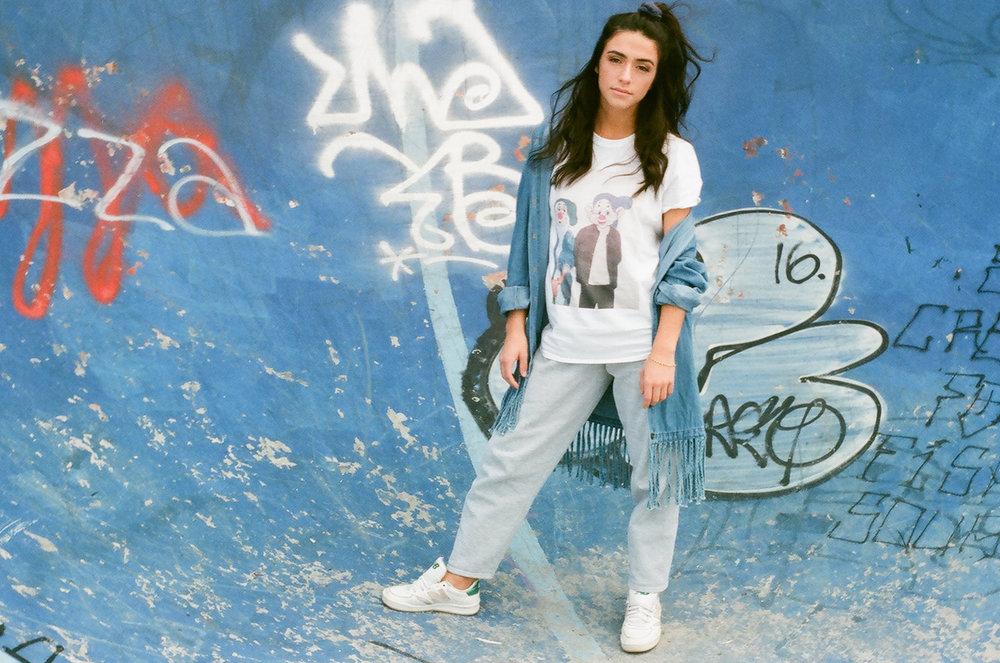 Model: Hailey Levy