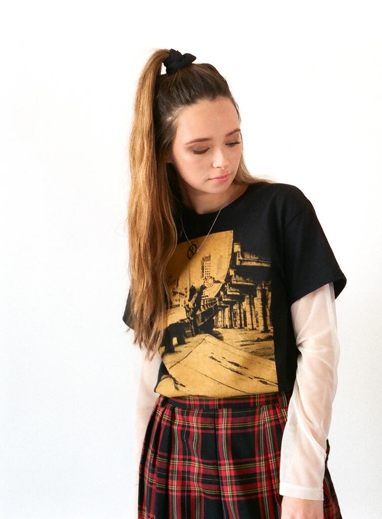 Model:Emily Segal