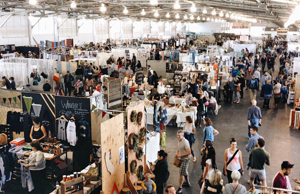 Renegade Craft Fair | image via squareup