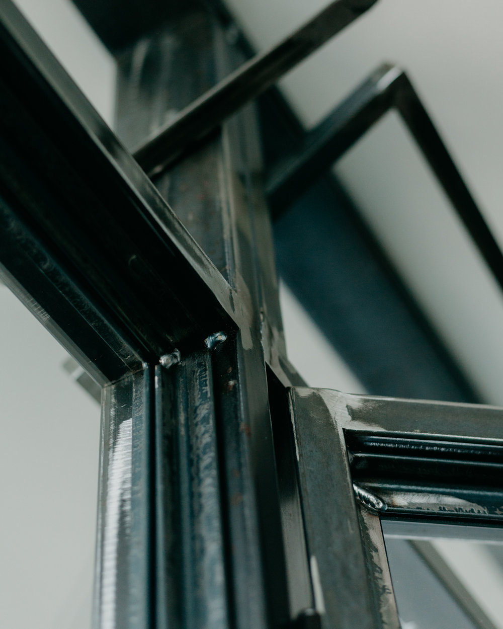 Custom Steel Windows