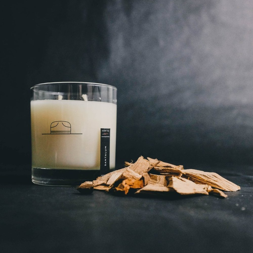 Soy Wax Candle - Ranger Station