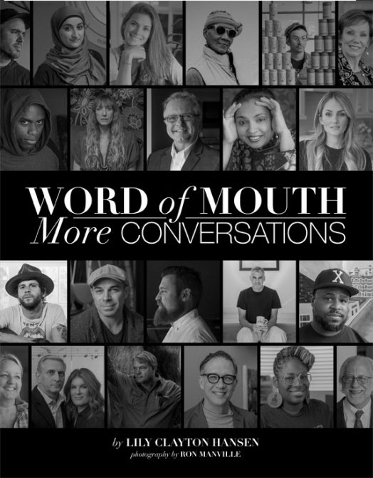 Word of Mouth: More Conversations - Lily Clayton Hansen