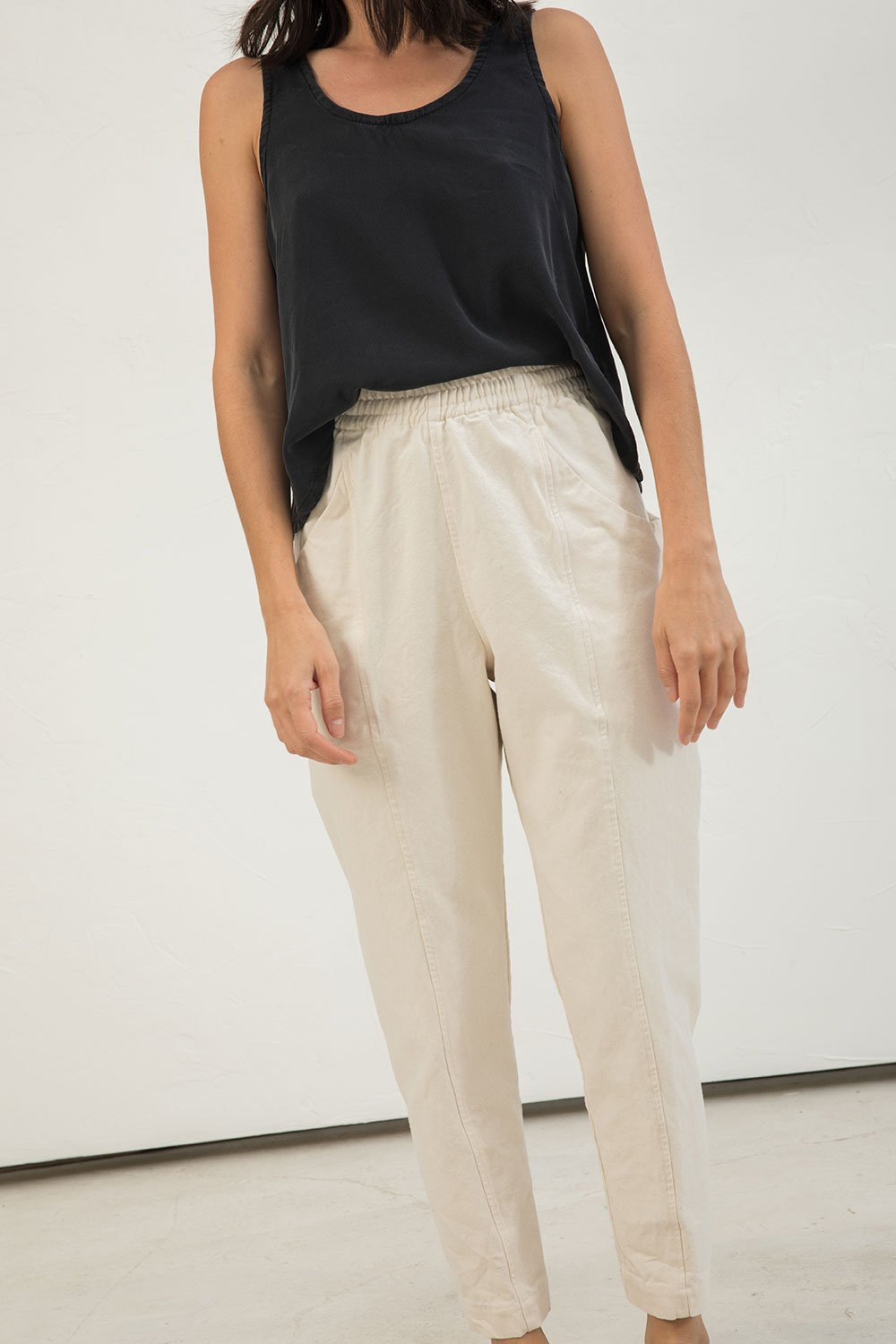 Clyde Work Pant - Elizabeth Suzann
