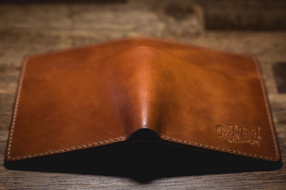Stratton Wallet - Lockeland Leatherworks
