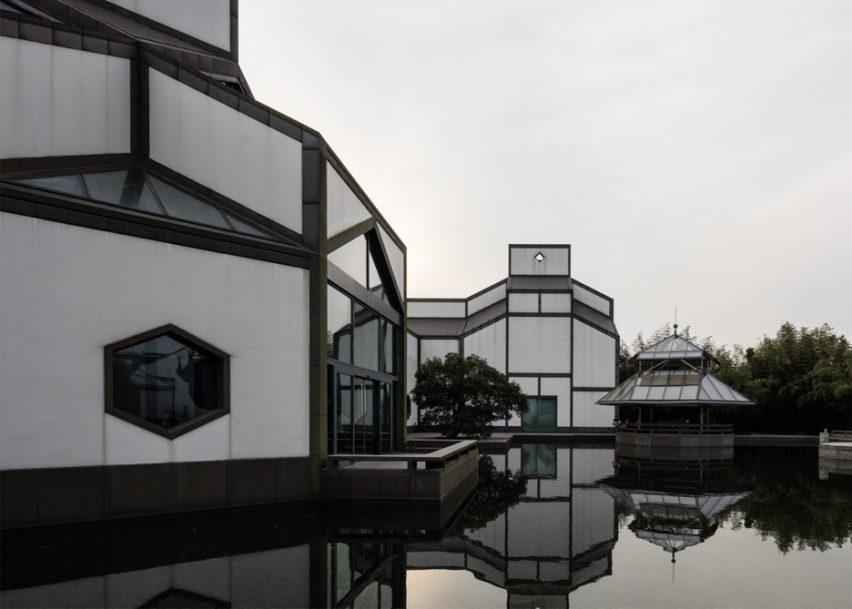 Suzhou Museum, via Paulo dos Sousa