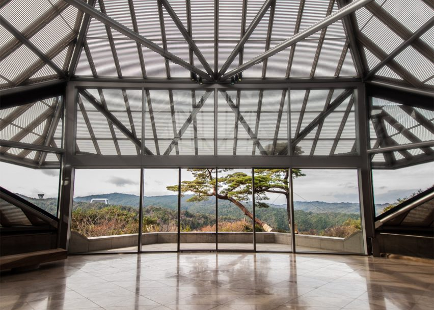 Miho Museum, Flickr
