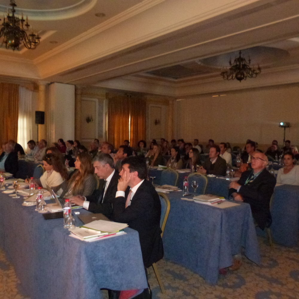 Sala de conferencias del Hotel Los Monteros
