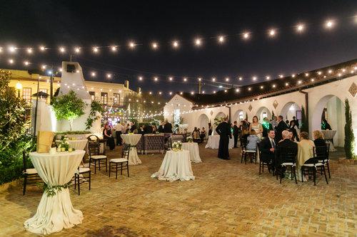 Il Mercato Wedding In New Orleans Alice Mike Blue Gardenia Events