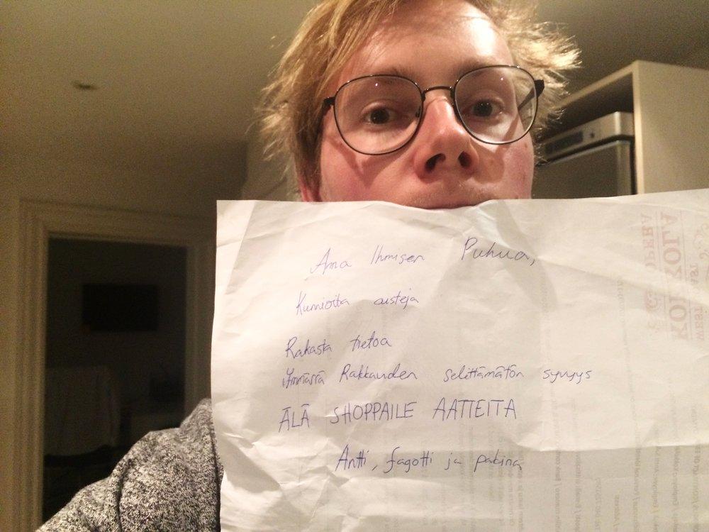 Antti   Antti