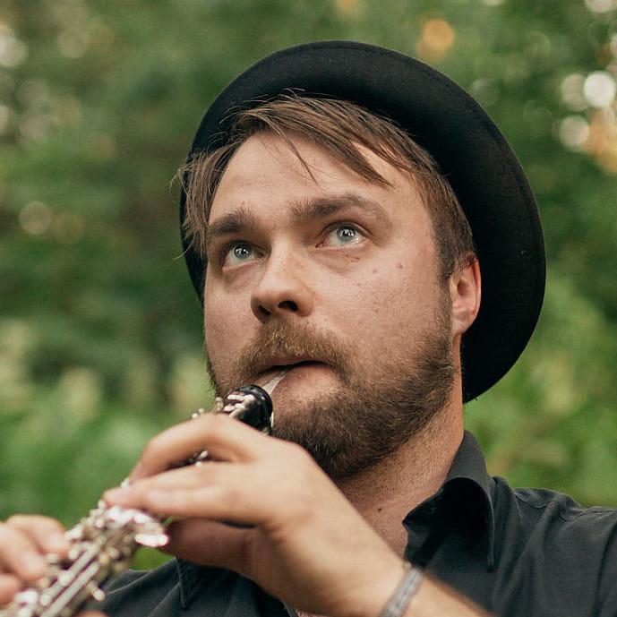Saku Mattila, oboe Kuva: Sebastian Wolf