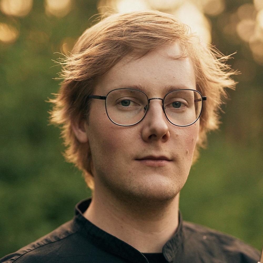 Antti Salovaara, fagotti Kuva: Sebastian Wolf