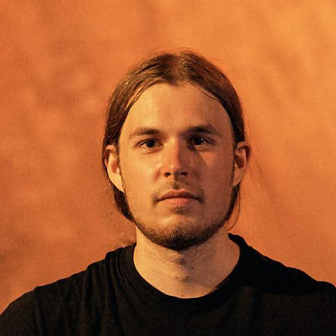 Otso Aho, elektroniikka (syksy 2018) Kuva: Sebastian Wolf