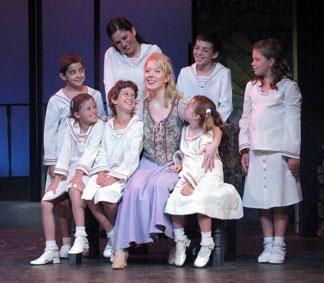 Local Child Actors in The Sound of Music - 2004