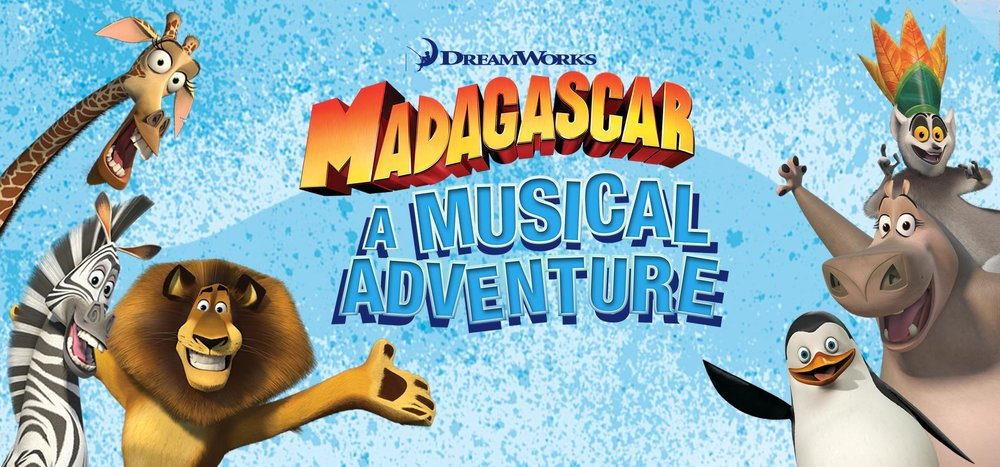 Madagascar: A Musical Adventure at Forestburgh Playhouse