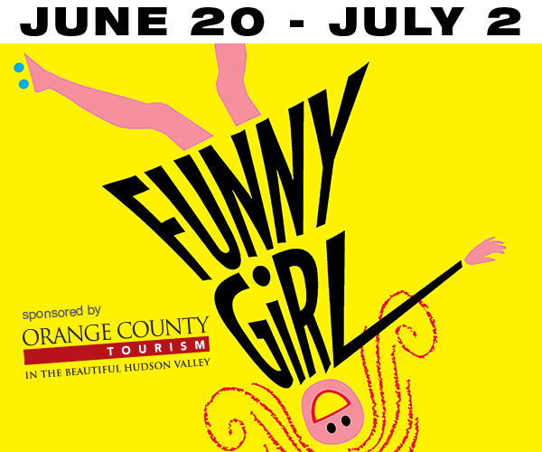 Funny girl forestburgh playhouse