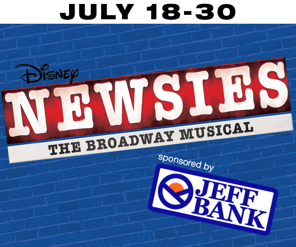 newsies forestburgh playhouse