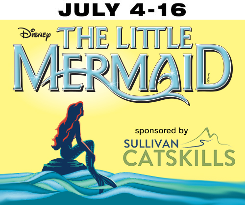 little mermaid forestburgh playhouse