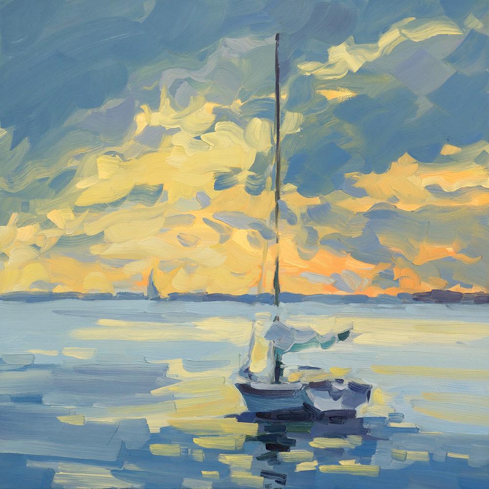 Sea and Sky (#1)