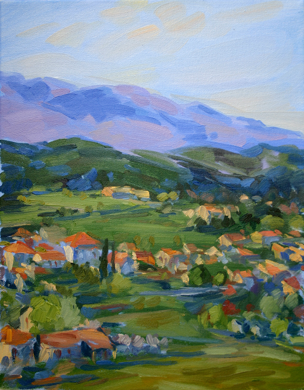 Provence Valley