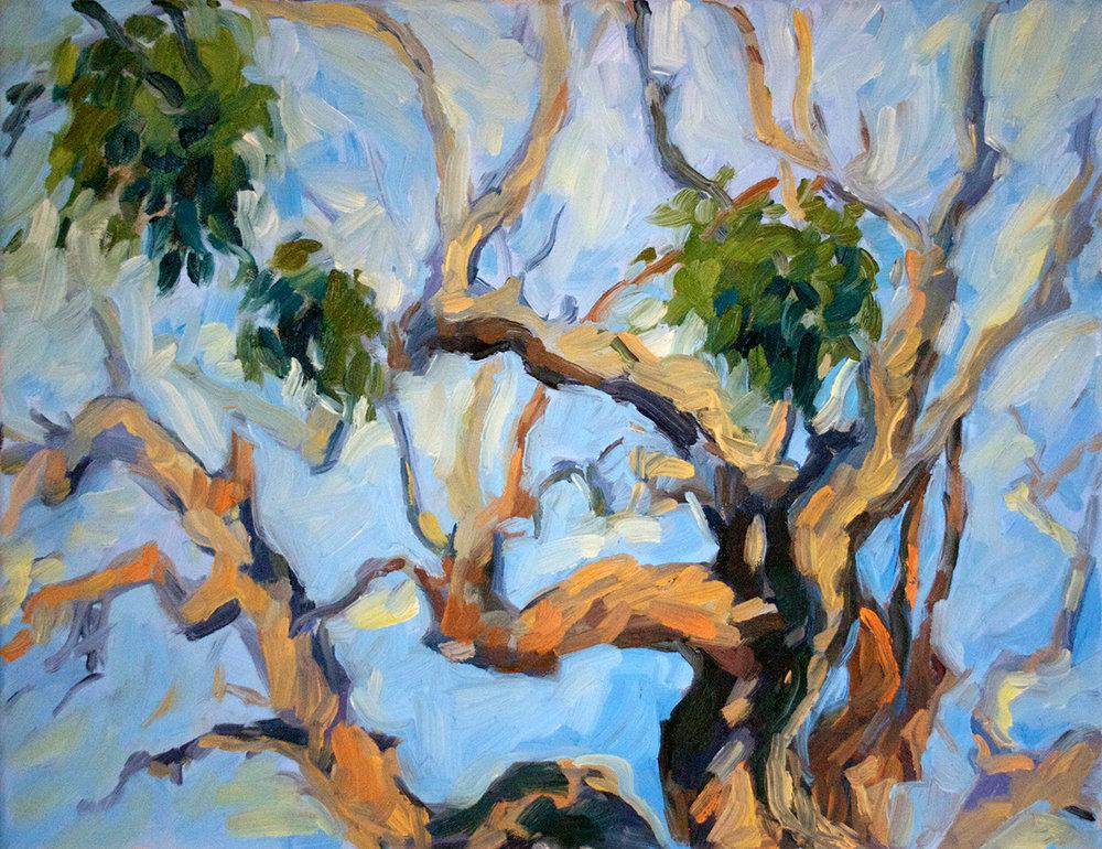 Mistletoe & Almond