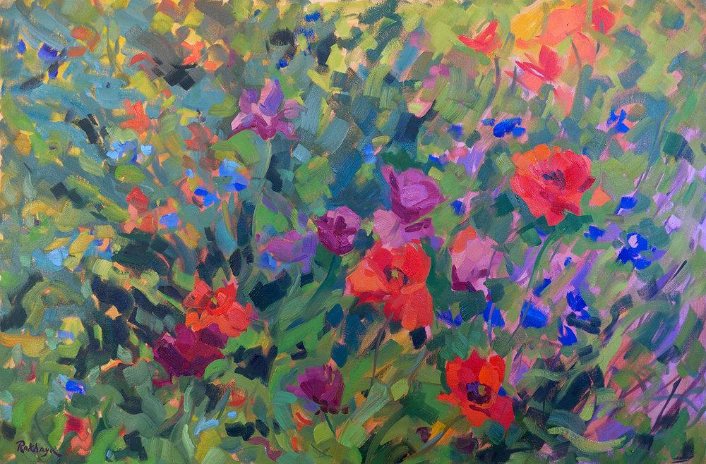 Poppies (#8)