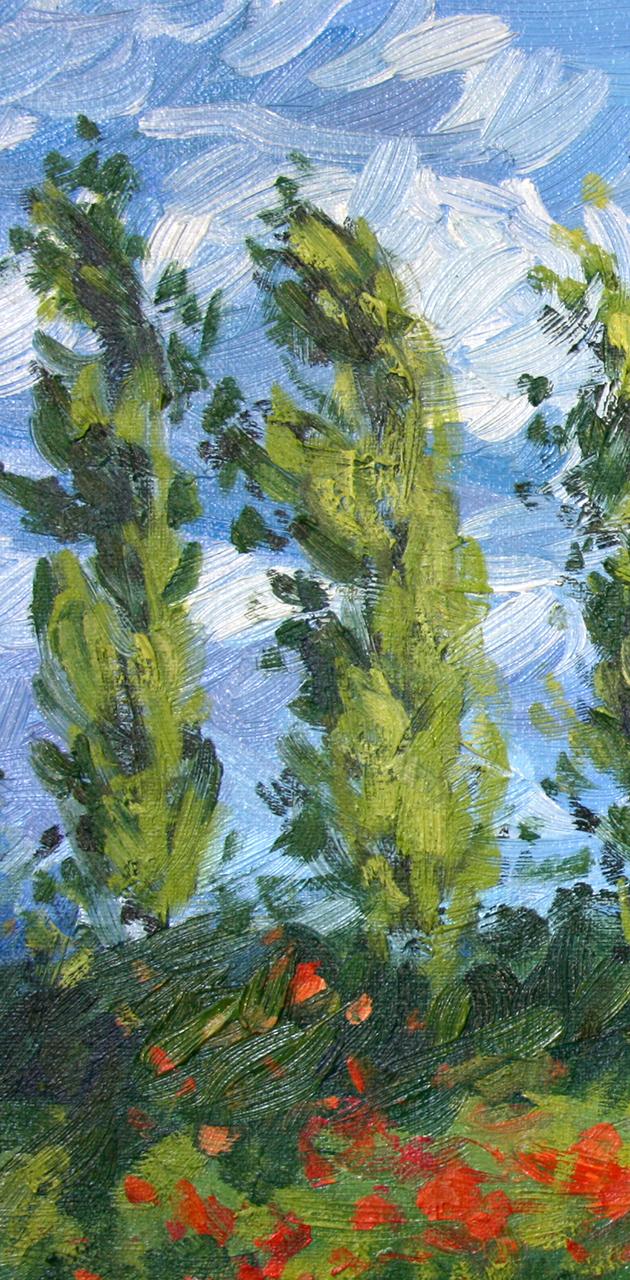Poplars (#1)