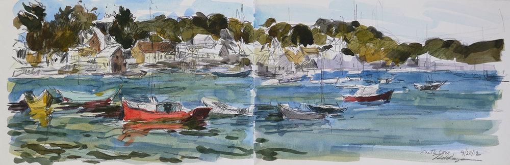 Smith Cove (9/20/12)