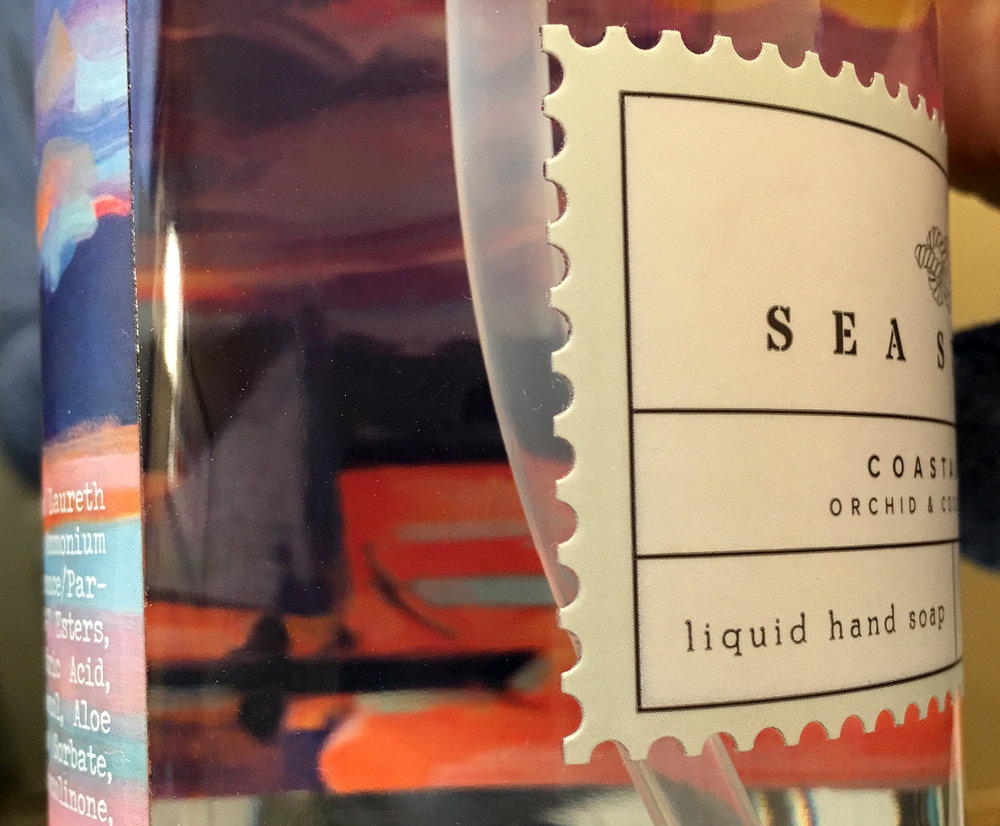 Coastal Sun Liquid Hand Soap