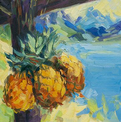 Pineapples (Tahiti)