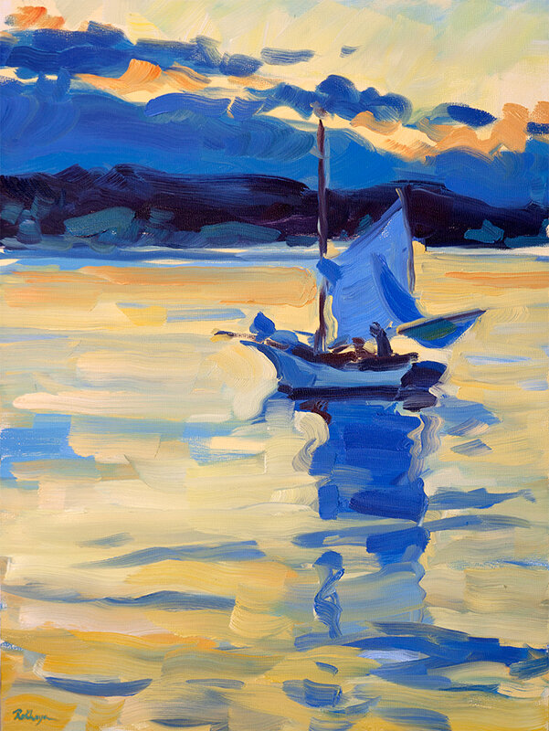 Folding the Sail