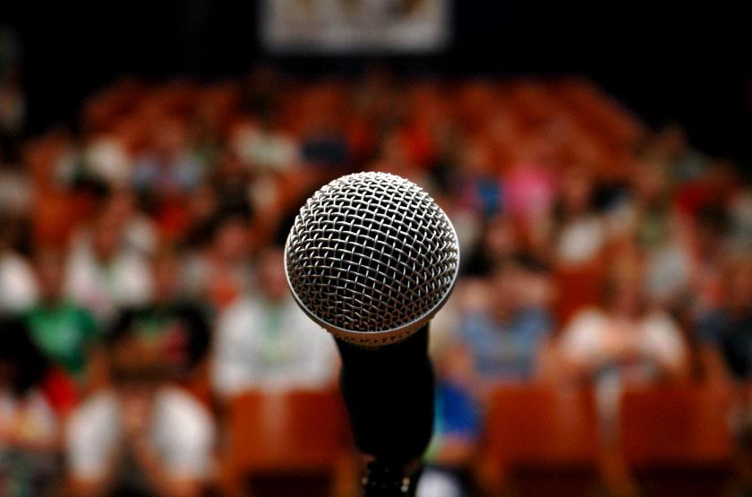 Speakers - 2018