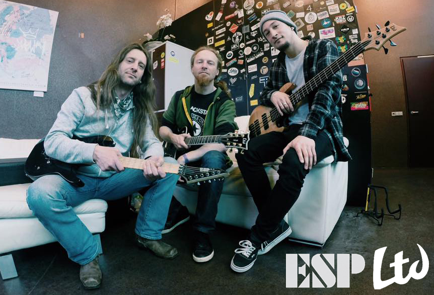 Leaves' Eyes / with Thorsten Bauer & Pete Streit