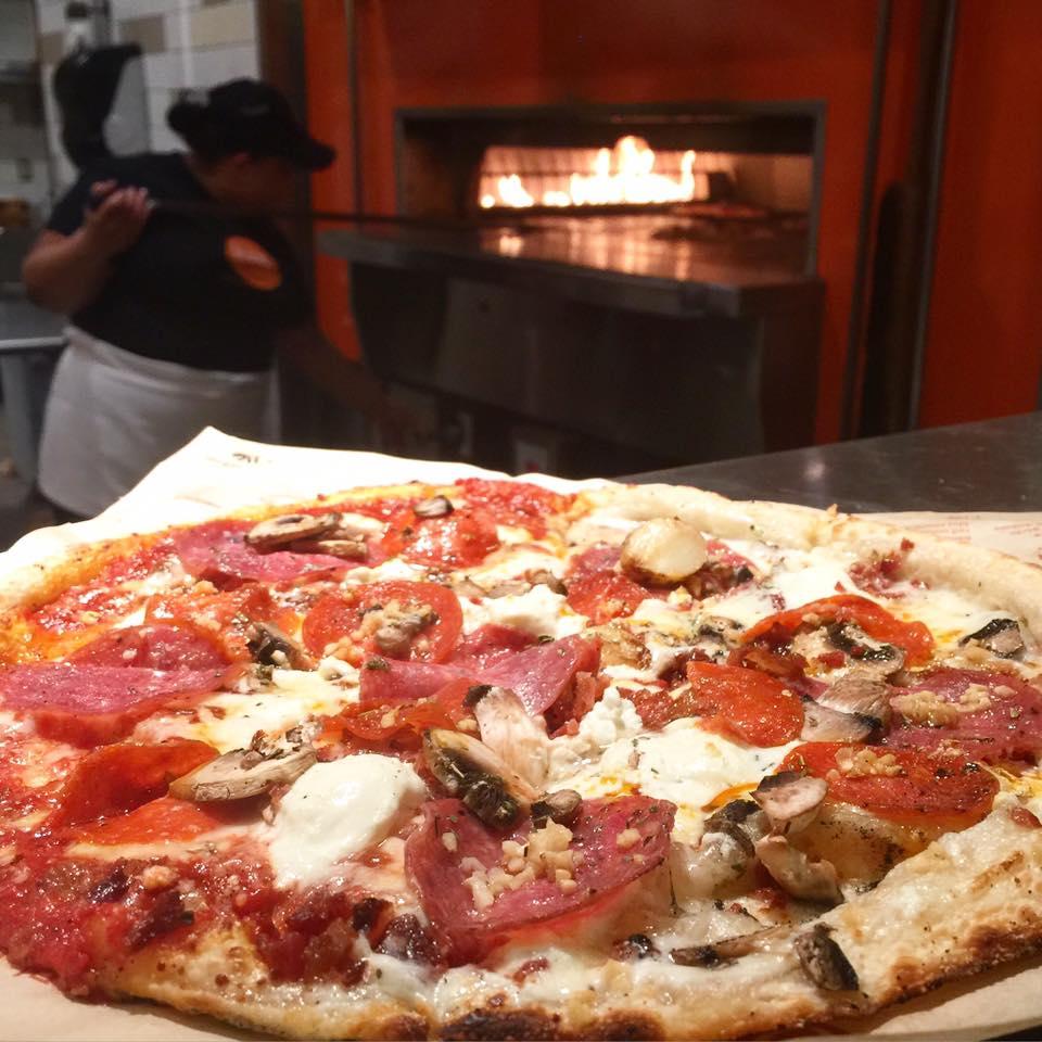 Blaze Pizz