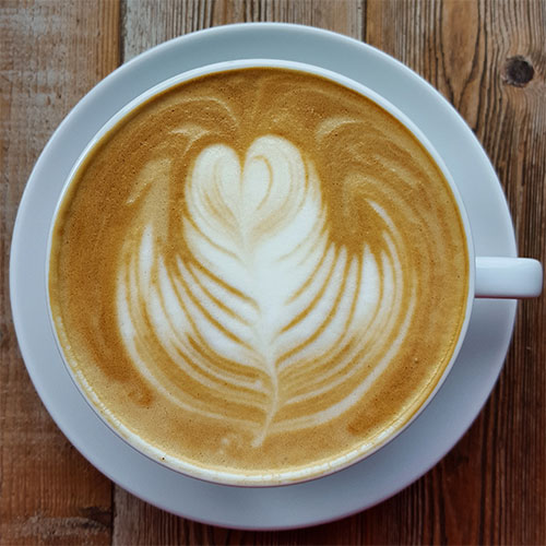 Taste & See Life has a list of top Houston coffee shops