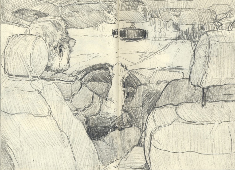 Study from the Backseat