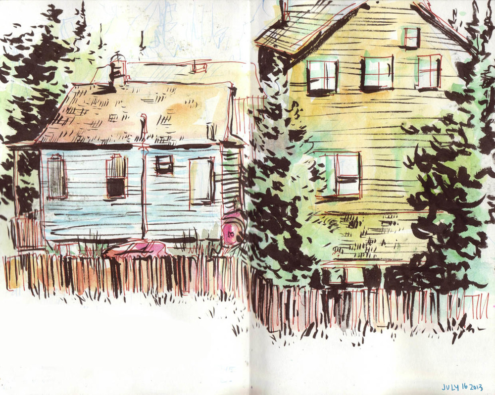 Juneau Homes