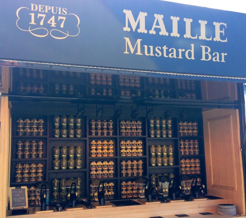 mustard bar