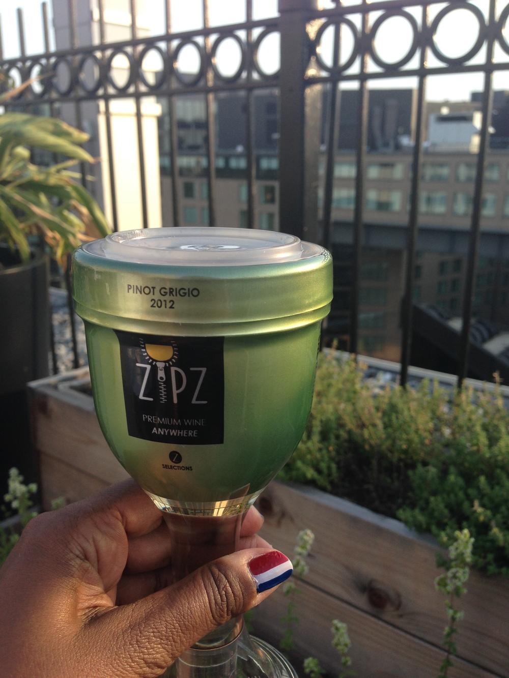 Zipz Wine - Pinot Grigio