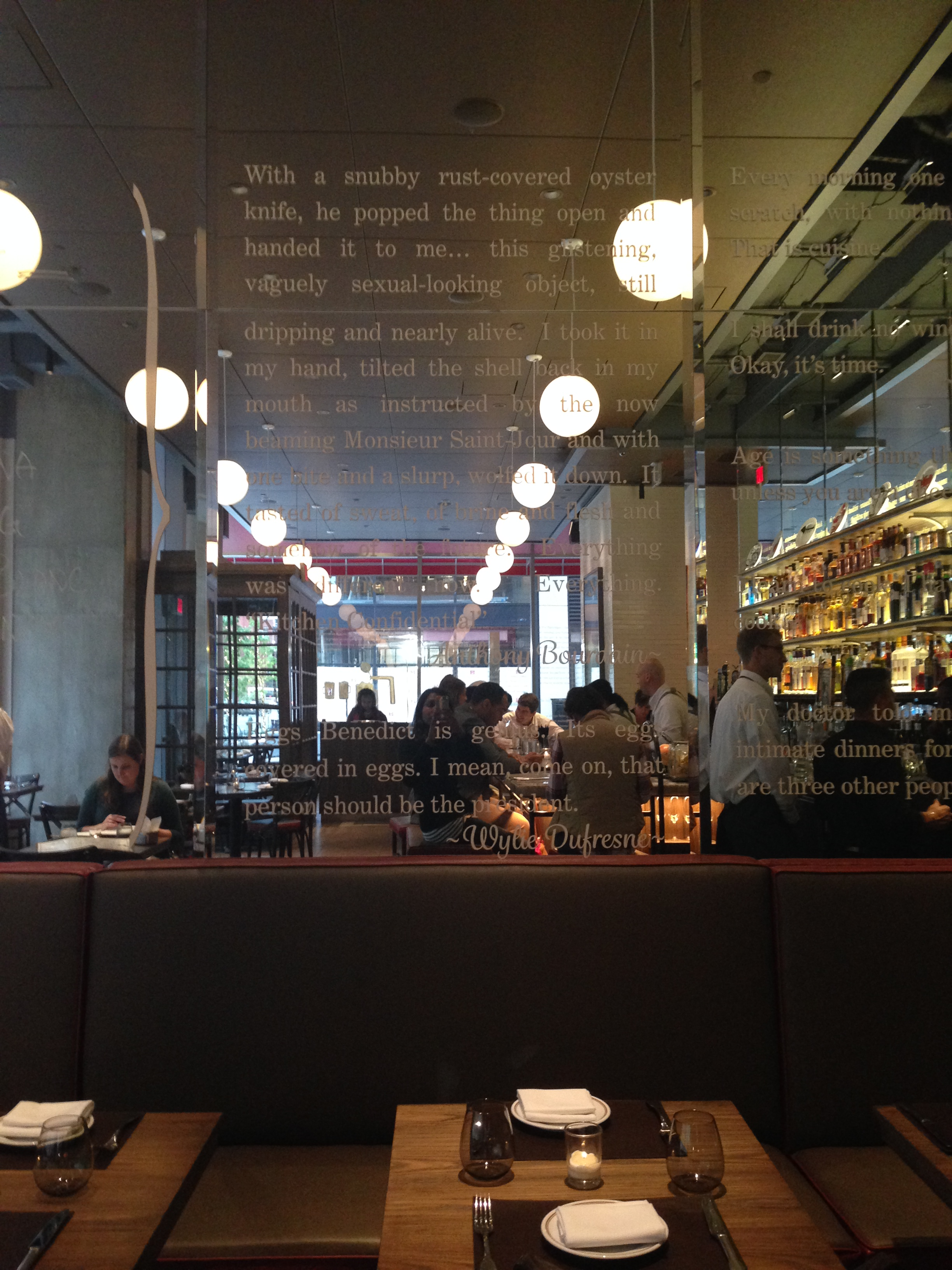 DBGB Kitchen and Bar - American Fare with a French Twist — THE ...