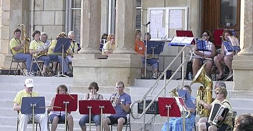 Summer Concert Series - Polka Band Group - Summer 2008