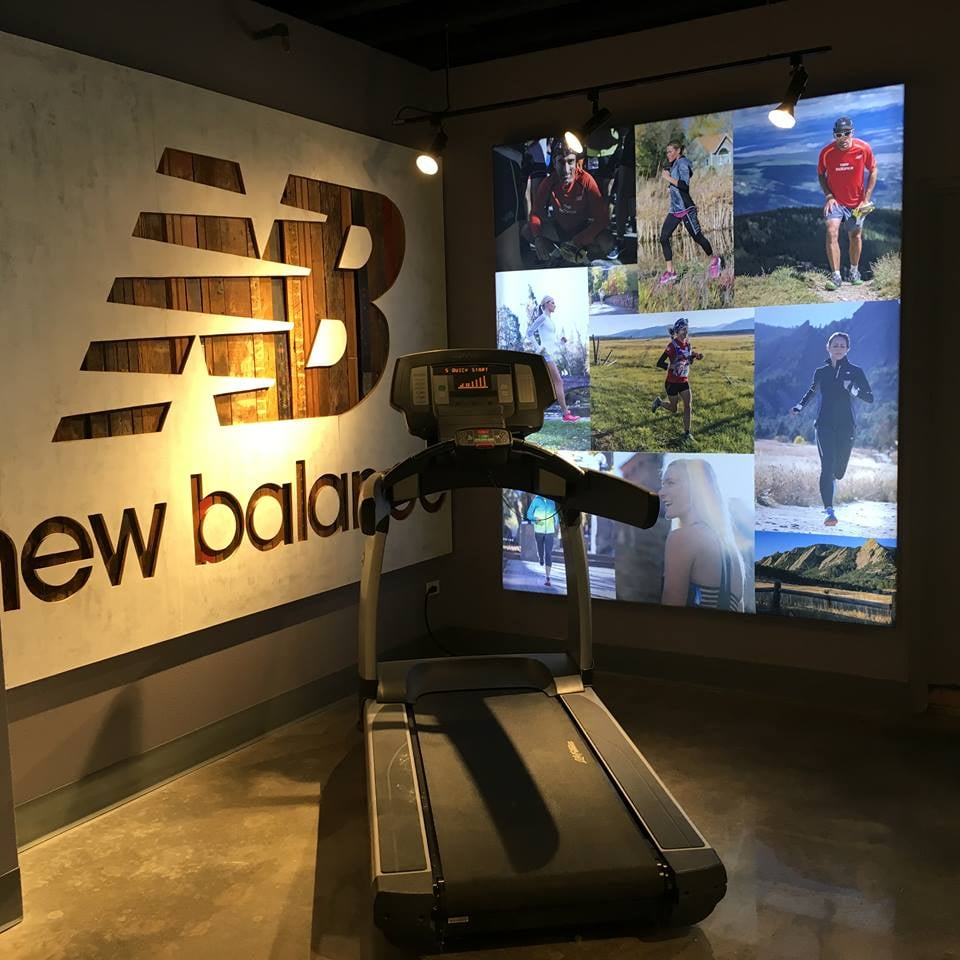 small peak at Flatirons' new run hub