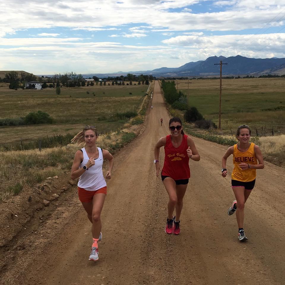 kyle (far left) takes on boulder hills with hudson elite!