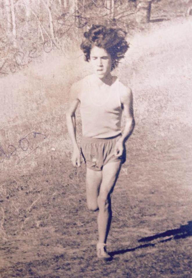 a young brad hudson