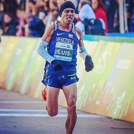 Happy Birthday to Luis Orta! 🎂 • Yesterday, at the Aramco Houston Half Marathon in Houston, Texas, Luis ran a new PB and a Venezuelan National Record of 1:03:35! 🔥 • PC: @urimiscott