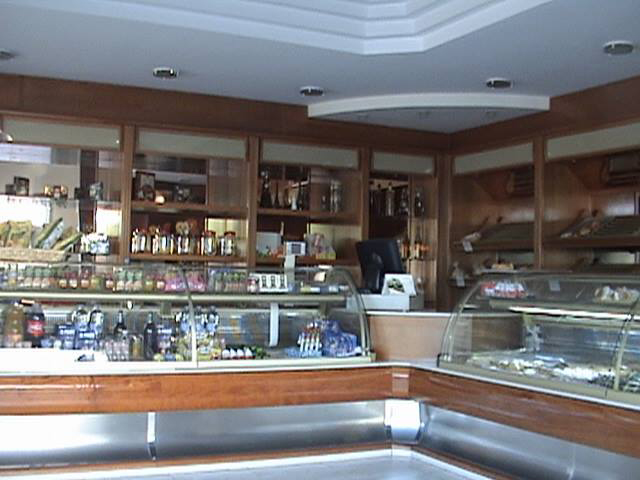 Town panaderia (typical Spanish bakery)
