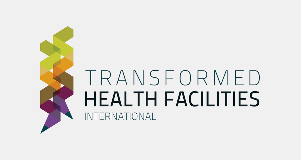 Gray Design transformed health facilities logo