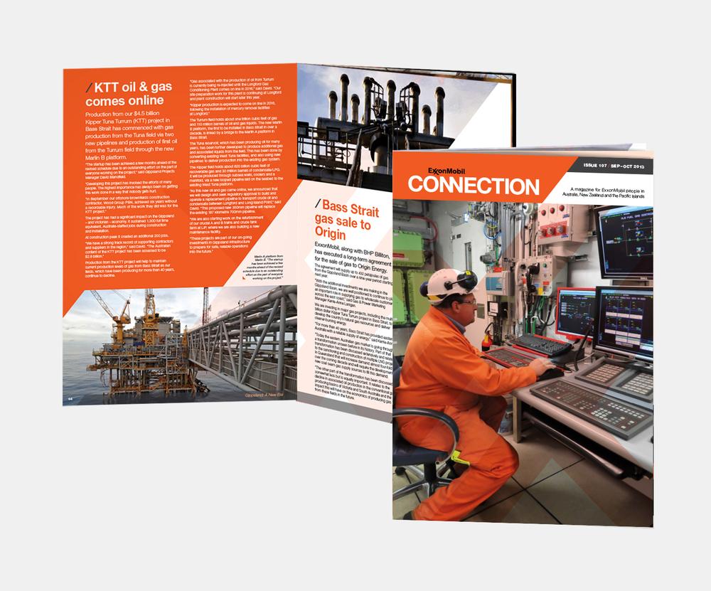 Gray Design ExxonMobil Newsletter