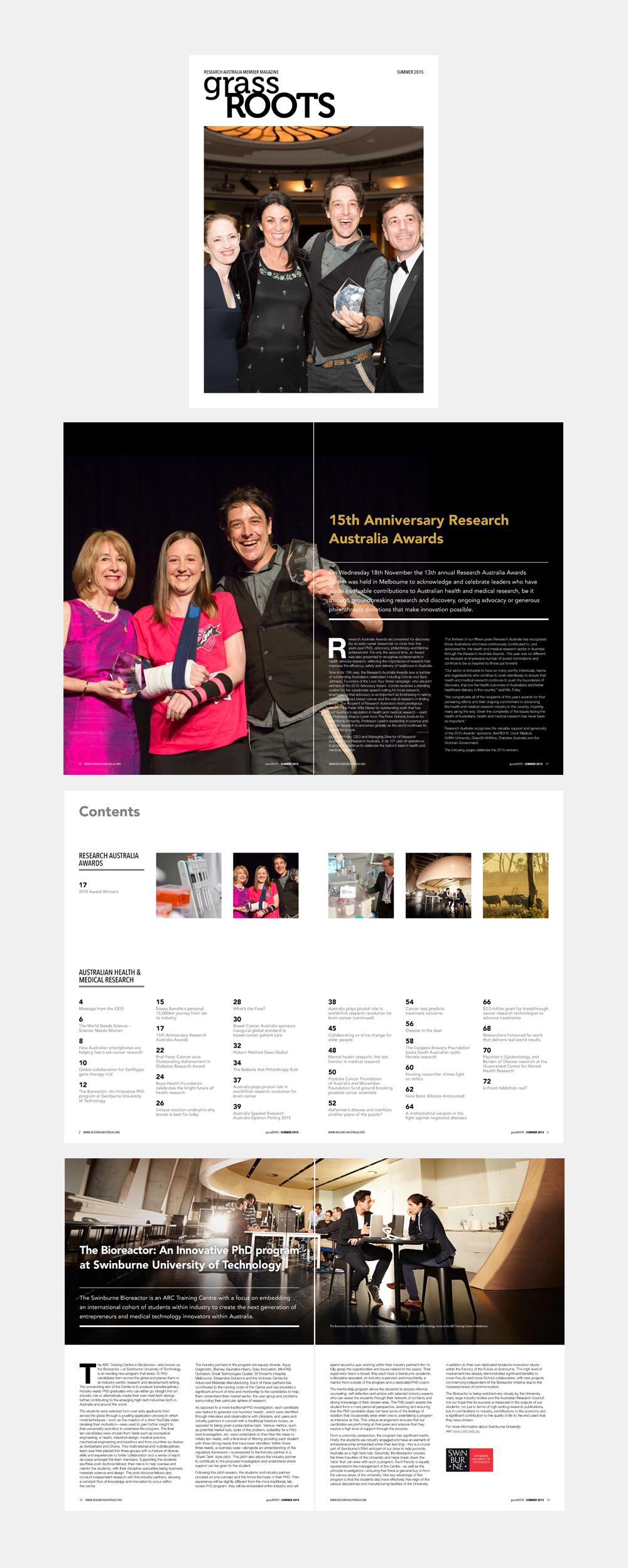Gray Design Research Australia grassRoots