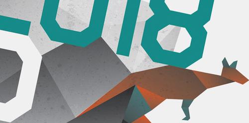 Gray Design Conference Design