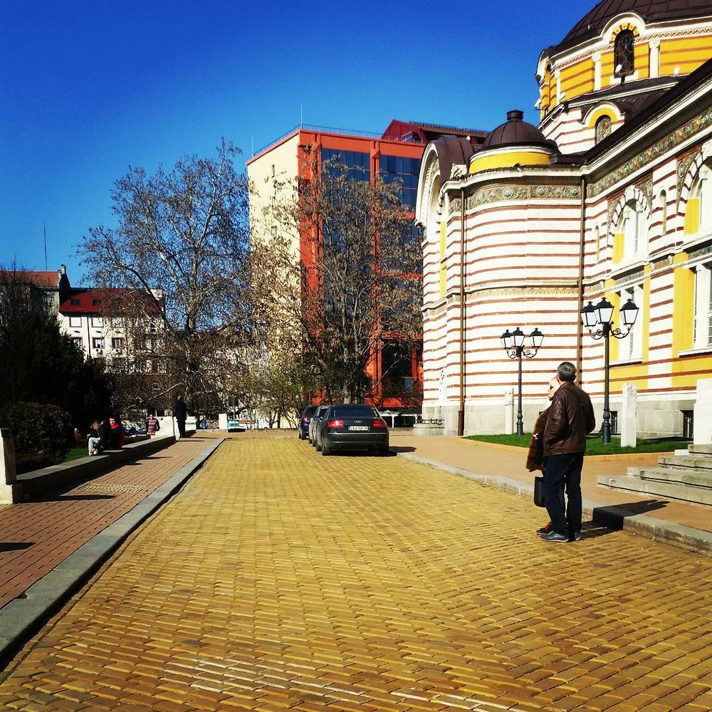 Yellow Brick Road, Sofia